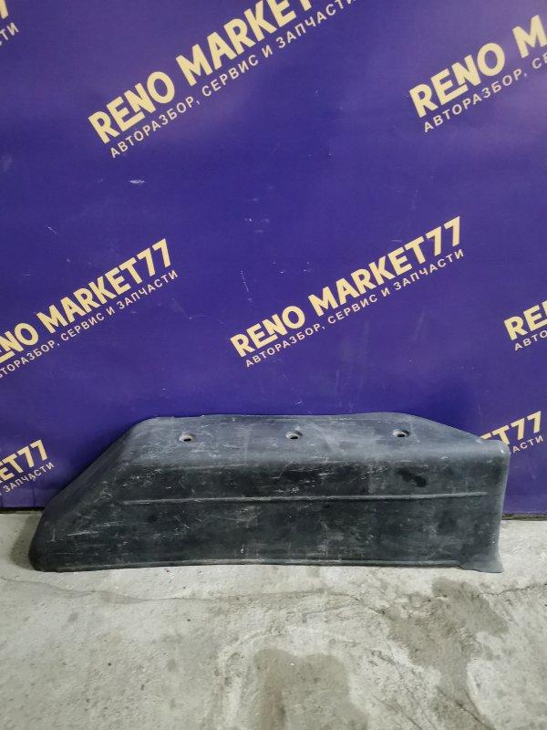 Обшивка багажника боковая Renault Kangoo 1 1 2008 задняя правая (б/у)