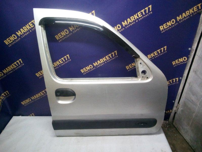 Дверь Renault Kangoo 1 K7J 2006 передняя правая (б/у)