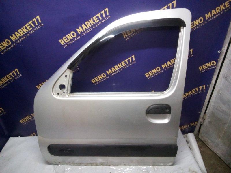 Дверь Renault Kangoo 1 K7J 2006 передняя левая (б/у)