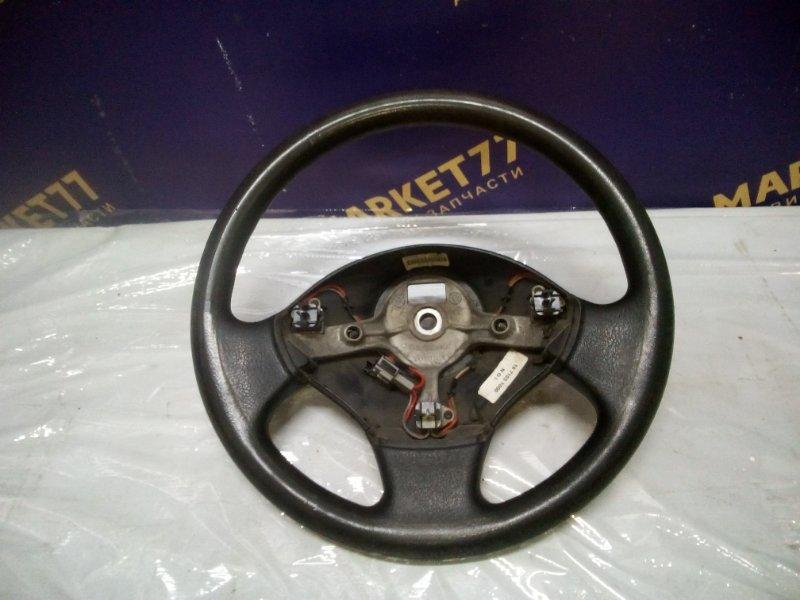 Руль Renault Kangoo 1 KC K9K 2006 (б/у)