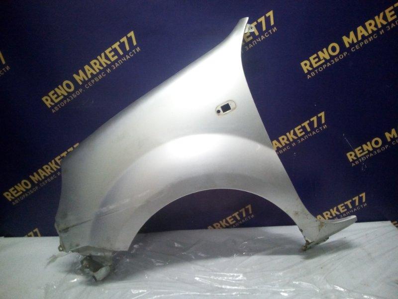 Крыло Renault Kangoo 1 K7J 2006 переднее левое (б/у)