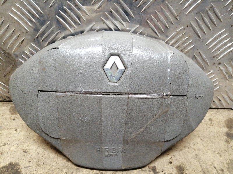 Подушка безопасности в руль Renault Kangoo 1 1 2008 (б/у)