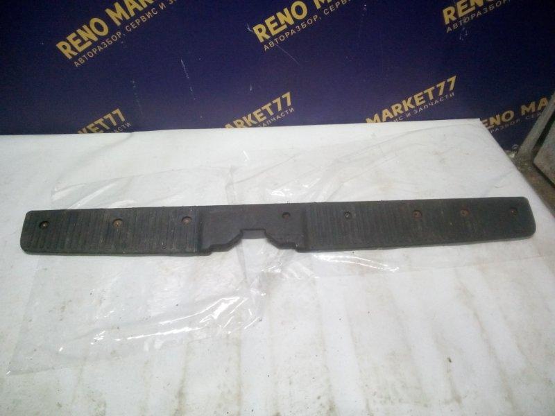 Обшивка пола багажника Renault Kangoo 1 KC K9K 2006 (б/у)