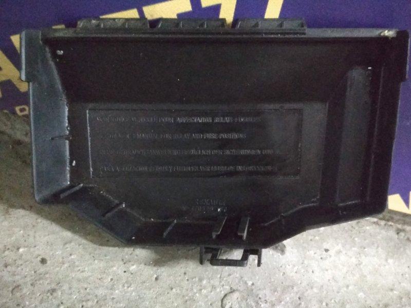 Крышка блока предохранителей Renault Megane 1 ХЭТЧБЭК K7J 2000 (б/у)