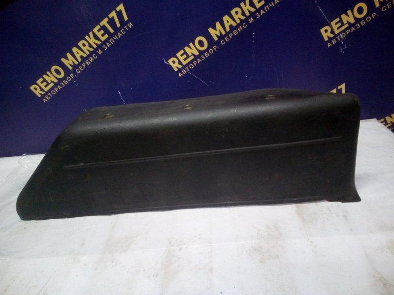 Накладка задней стойки Renault Kangoo 1 K7J 2006 правая (б/у)