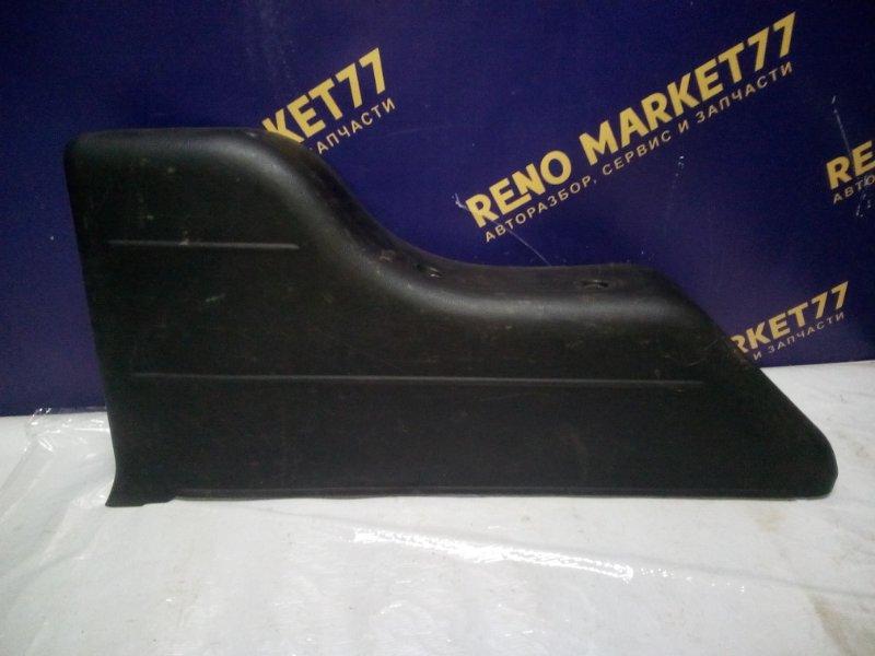 Обшивка багажника Renault Kangoo 2 KWO K9K 2011 левая (б/у)