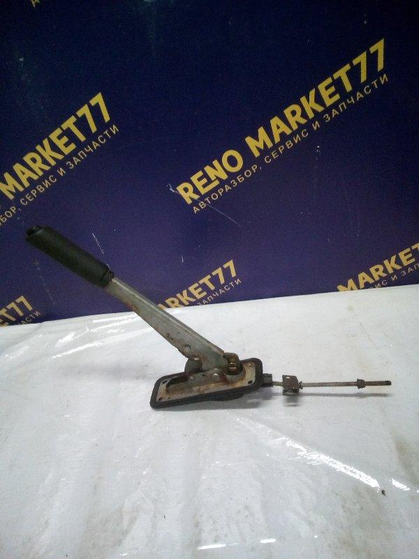 Ручка ручного тормоза Renault Kangoo 1 K7J 2006 (б/у)