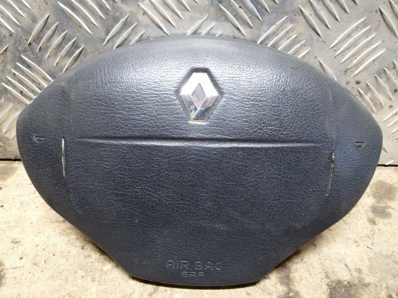 Подушка безопасности в руль Renault Megane 1 ХЭТЧБЭК K4J 2000 (б/у)
