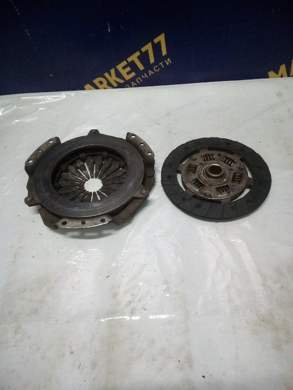 Диск сцепления Renault Kangoo 2 KWO K9K 2011 (б/у)