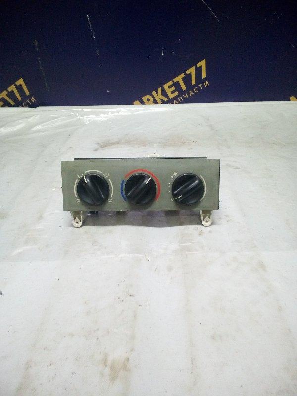 Блок управления климат-контролем Renault Kangoo 1 K7J 2006 (б/у)