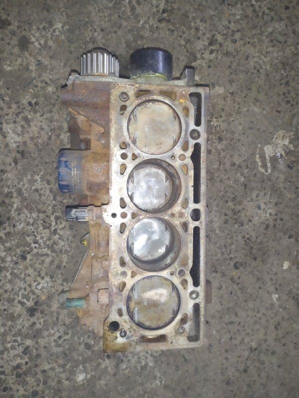 Блок двигателя Renault Kangoo 1 K4J 1997 (б/у)