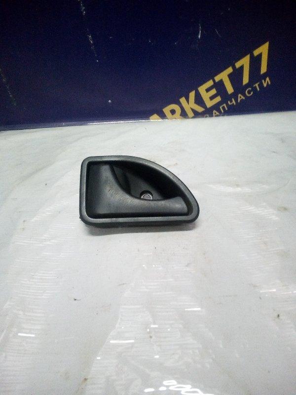 Ручка двери внутренняя Renault Kangoo 1 K7J 2006 передняя левая (б/у)