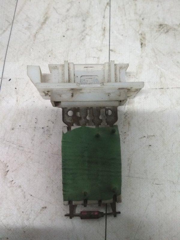 Резистор печки Renault Logan 2 L8 K7M 2016 передний (б/у)