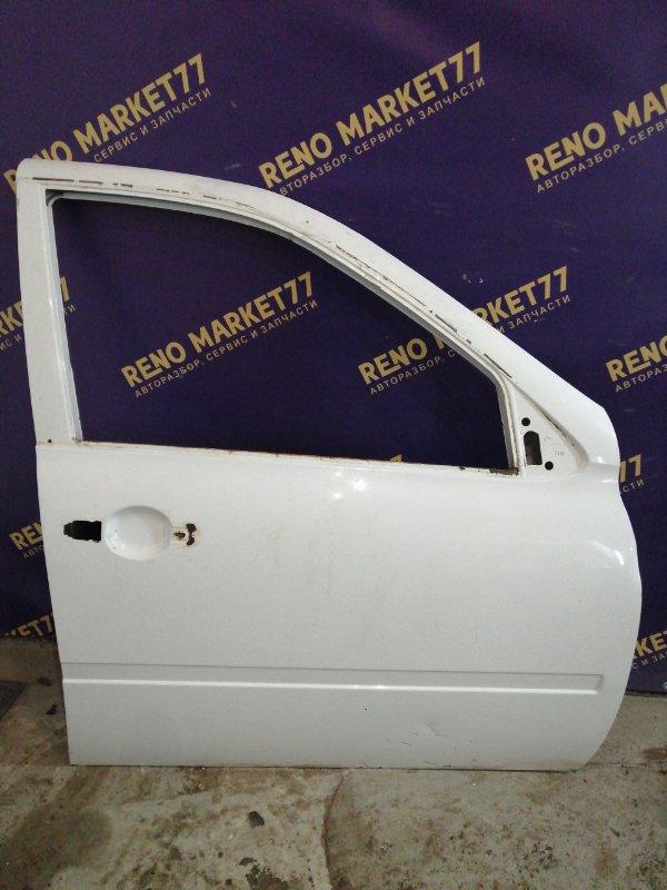 Дверь Lada Granta 2012 передняя правая (б/у)
