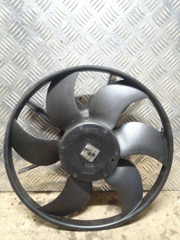 Вентилятор радиатора Renault Megane 1 ХЭТЧБЭК K4J 2000 (б/у)