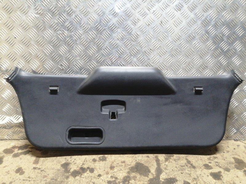 Обшивка багажника Chery Bonus A13 1.5 2012 (б/у)
