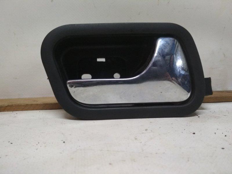 Ручка двери внутренняя Chery Bonus A13 1.5 2012 передняя правая (б/у)