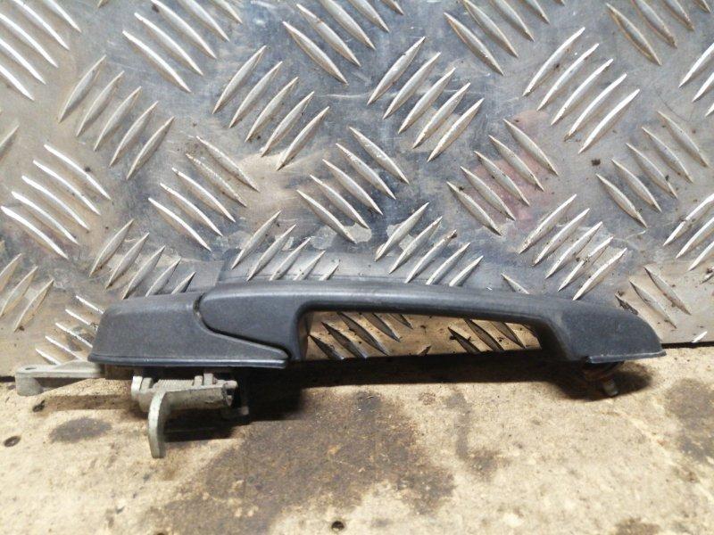Ручка двери внешняя Lada Granta 2012 задняя левая (б/у)