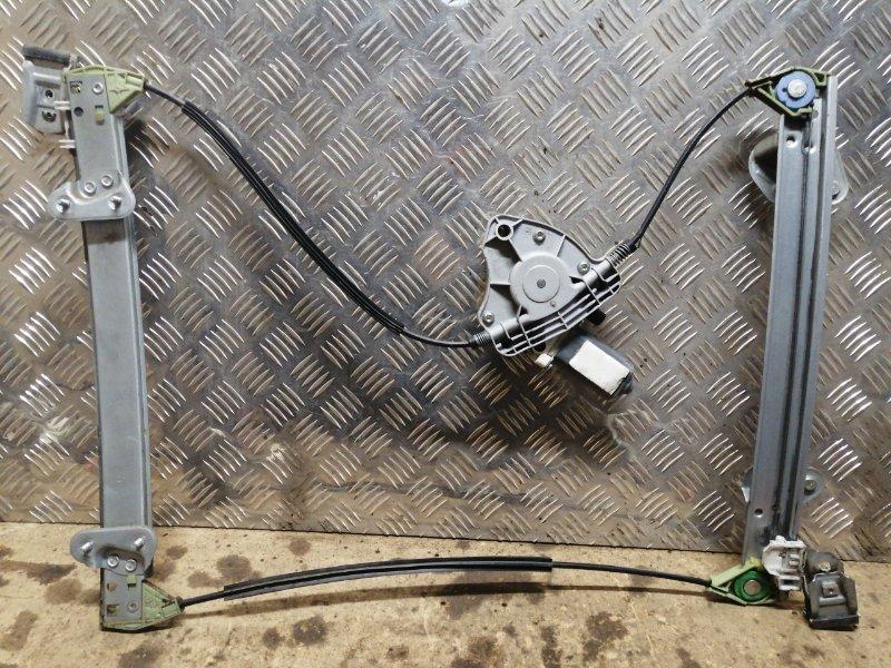 Электростеклоподъемник Lada Granta 2012 передний левый (б/у)