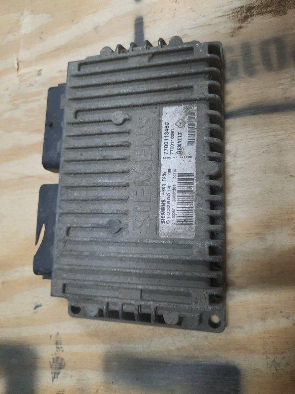 Блок управления двигателем (эбу) (б/у)
