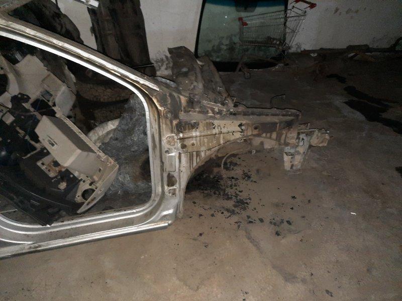 Четверть (лонжерон) Renault Logan 2 2014 правый (б/у)
