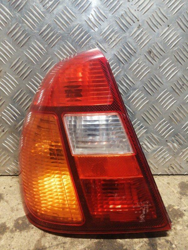 Фонарь Renault Symbol 1 LB K7J 2005 задний левый (б/у)