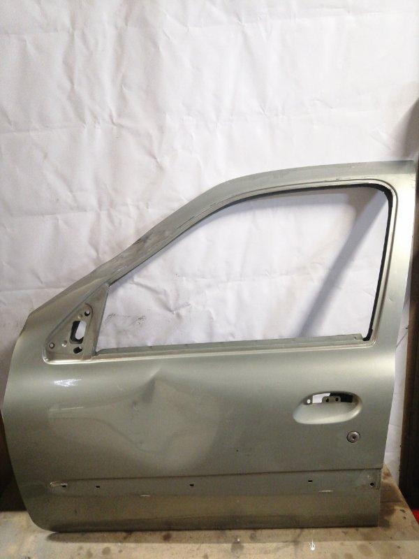 Дверь Renault Symbol 1 LB K7J 2005 передняя левая (б/у)
