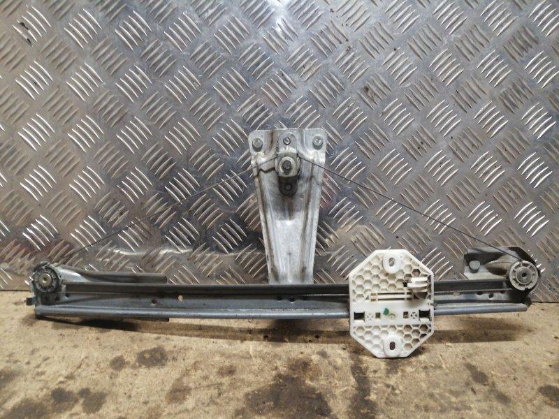 Стеклоподъемник Renault Logan 2 L8 K7M 2015 передний правый (б/у)