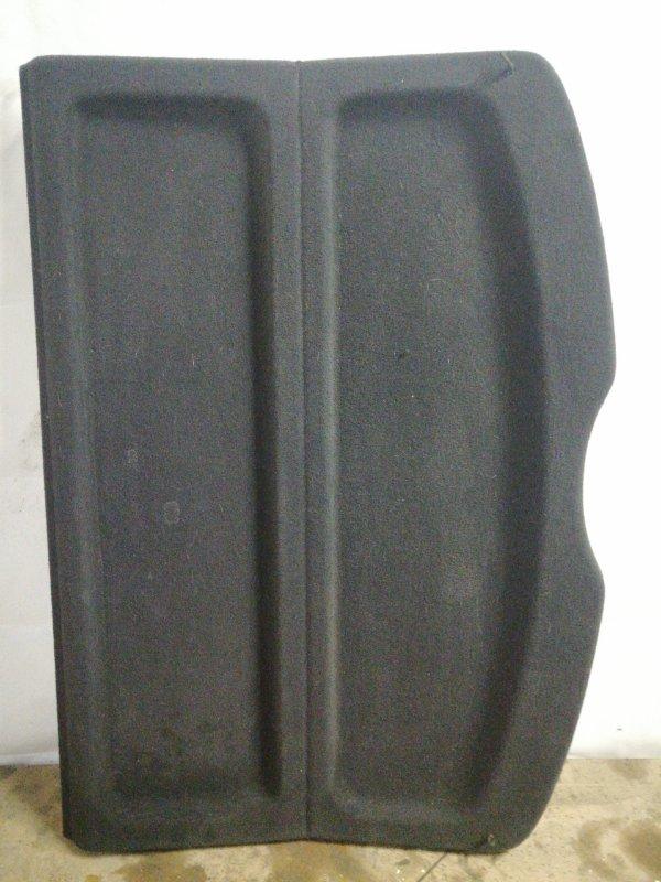 Полка багажника Skoda Octavia A5 1.4 2008 задняя (б/у)