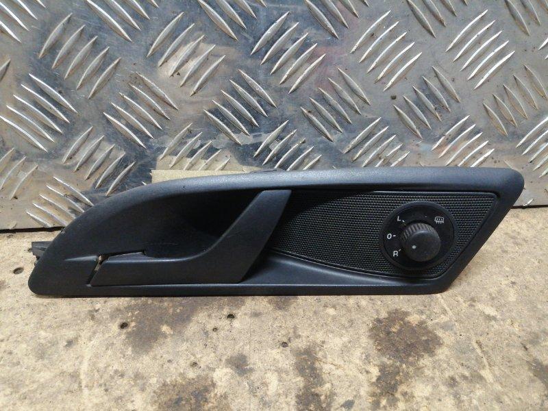 Ручка двери внутренняя Skoda Octavia A5 1.4 2008 левая (б/у)