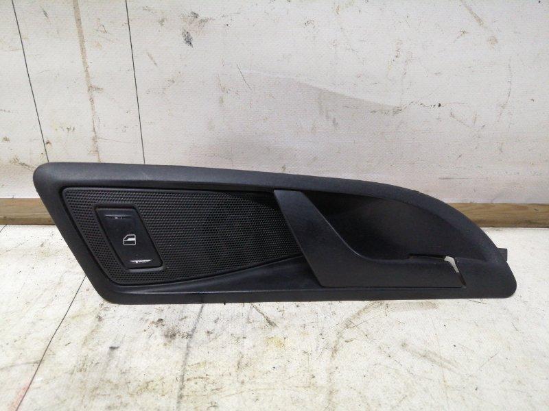 Ручка двери внутренняя Skoda Octavia A5 1.4 2008 передняя правая (б/у)