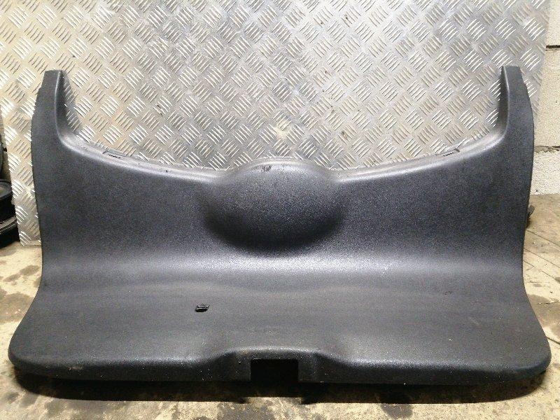 Обшивка крышки багажника Skoda Octavia A5 1.4 2008 задняя (б/у)