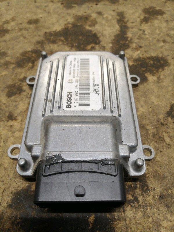 Блок управления двигателем (эбу) Chery Bonus A13 1.5 2012 (б/у)