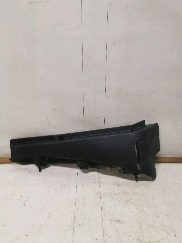 Обшивка багажника Skoda Octavia A5 1.4 2008 задняя правая (б/у)