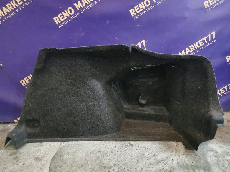 Обшивка багажника боковая Skoda Octavia A5 1.4 2008 задняя правая (б/у)