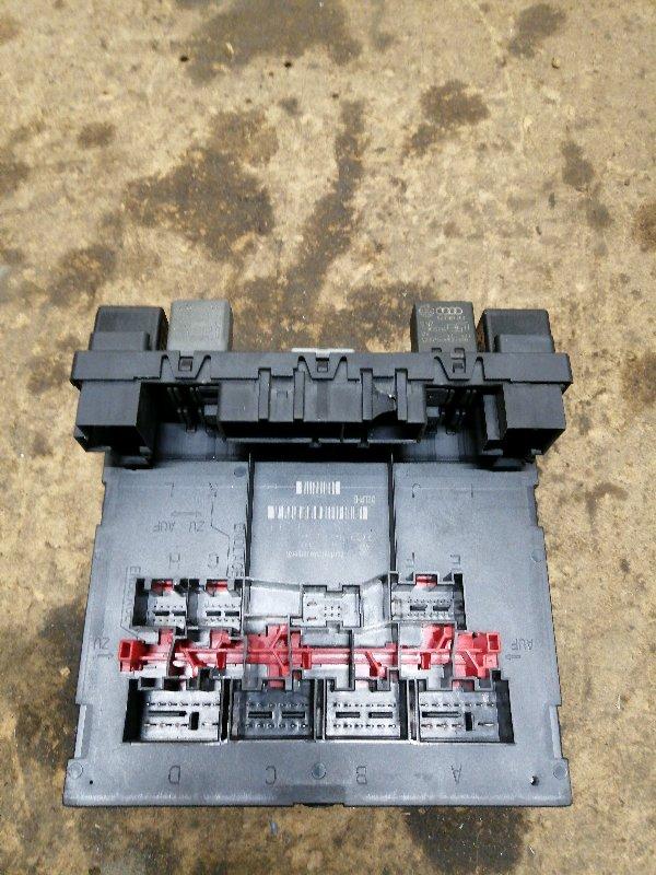 Блок предохранителей Skoda Octavia A5 1Z3 1.4 CGGA 2008 (б/у)