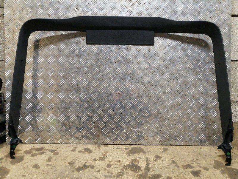 Обшивка багажника Skoda Octavia A5 1.4 2008 задняя (б/у)
