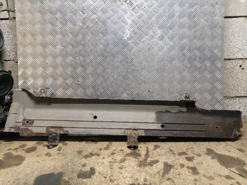 Защита топливной рампы Lada Largus K7M 2013 (б/у)