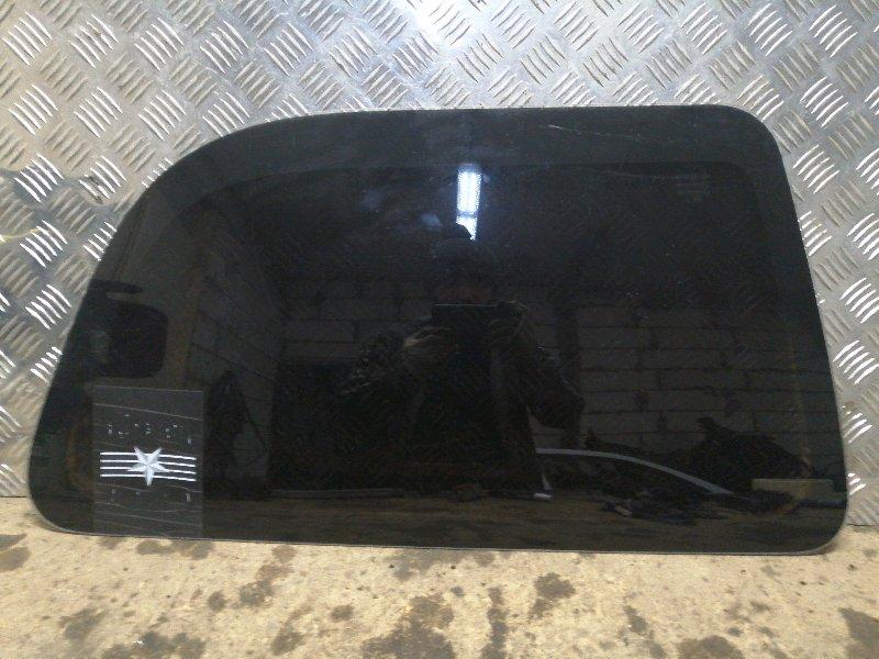 Стекло кузова глухое Lada Largus K7M 2013 заднее левое (б/у)