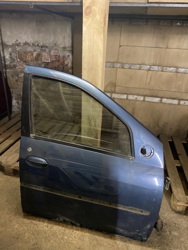 Дверь Renault Logan 1 2009 передняя правая (б/у)