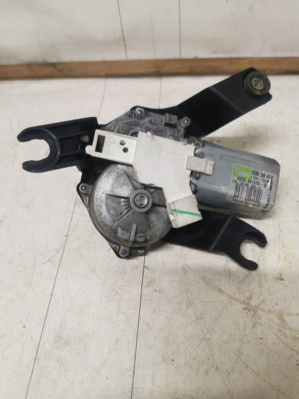 Мотор дворников Lada Largus K7M 2013 задний (б/у)
