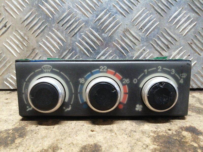 Блок управления отопителем Lada 2112 1999 (б/у)