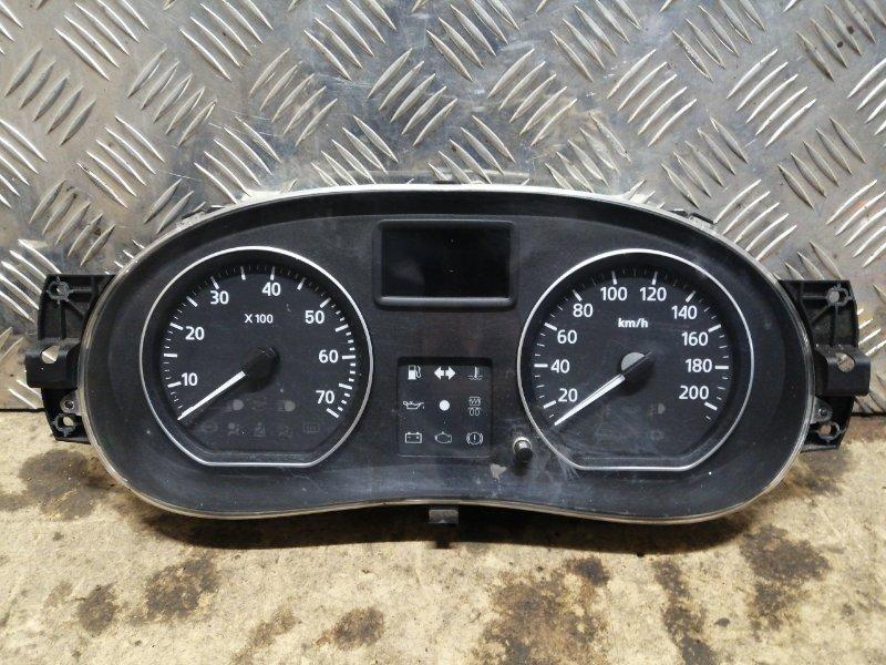 Панель приборов Nissan Almera G15 K4M 1.6 2015 (б/у)