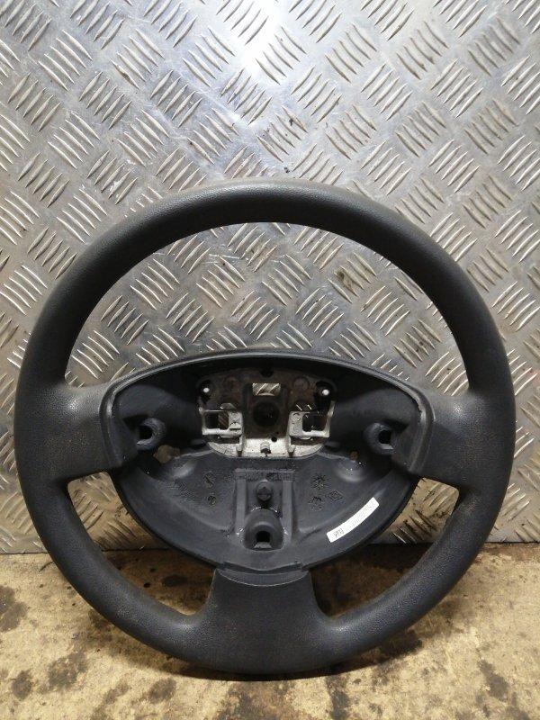 Руль Nissan Almera G15 K4M 1.6 2015 (б/у)