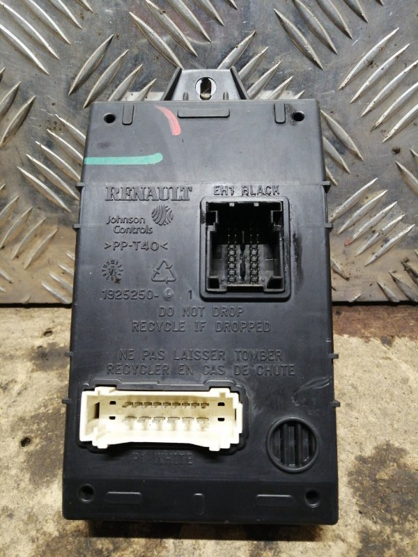 Блок комфорта Nissan Almera G15 K4M 1.6 2015 (б/у)