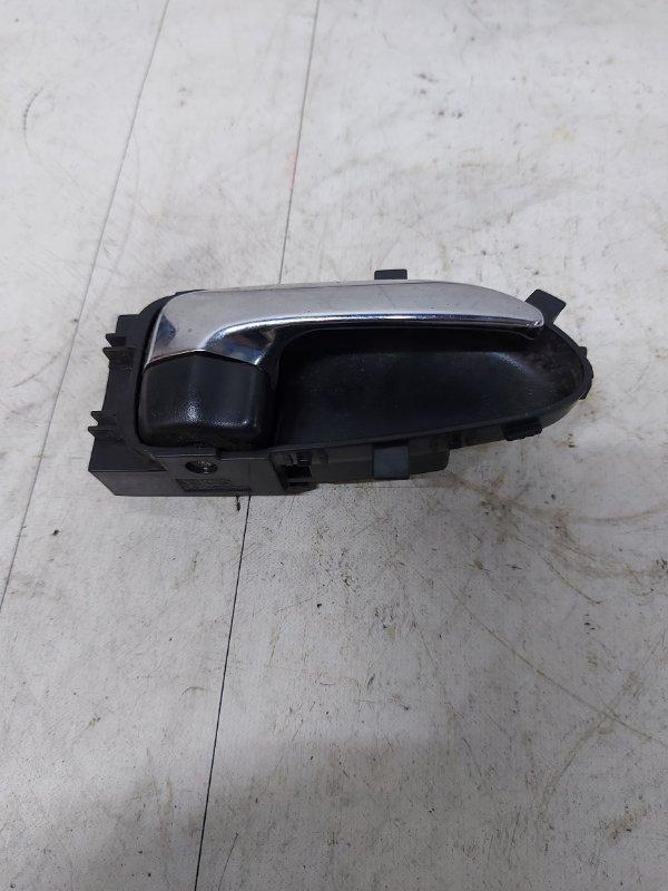 Ручка двери внутренняя Nissan Almera G15 K4M 1.6 2015 задняя правая (б/у)