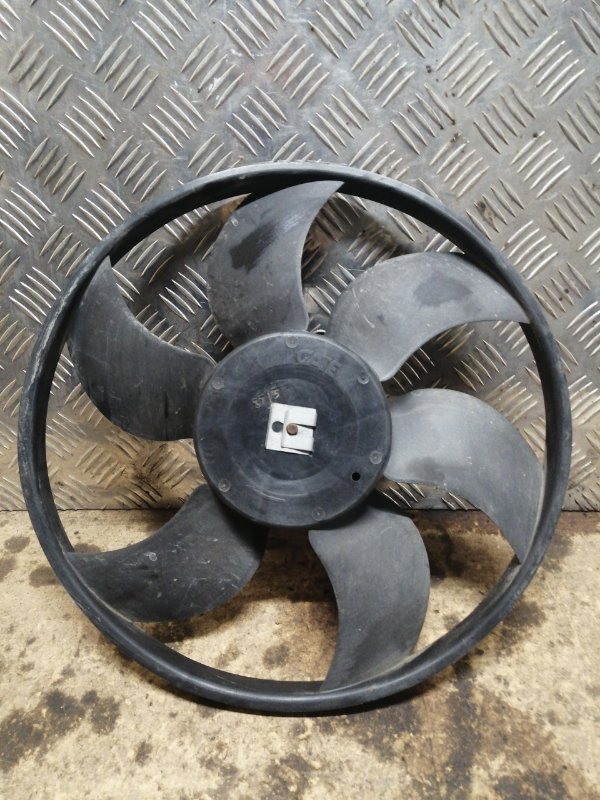 Вентилятор радиатора Renault Clio 2 ХЭТЧБЭК K4J 2003 (б/у)