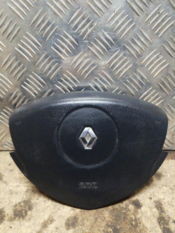 Подушка безопасности в руль Renault Clio 2 ХЭТЧБЭК K4J 2003 (б/у)