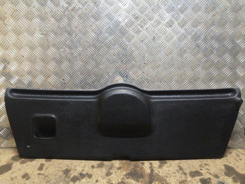 Обшивка багажника Renault Clio 2 ХЭТЧБЭК K4J 2003 задняя (б/у)