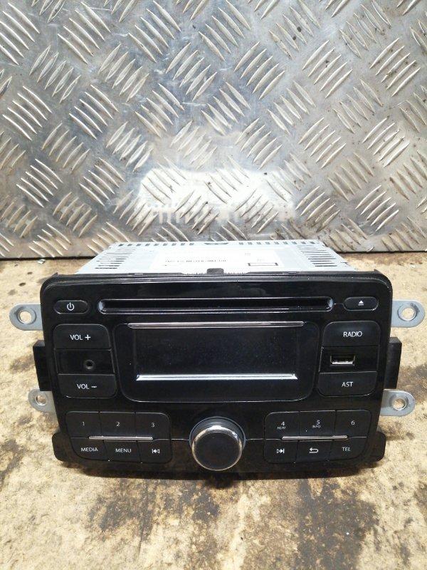 Магнитофон Renault Logan 2 L8 K7M 2015 (б/у)